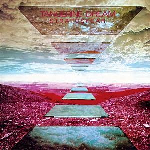 Tangerine Dream - Stratosfear [LP remastered 1995 gatefold] (vinyl)