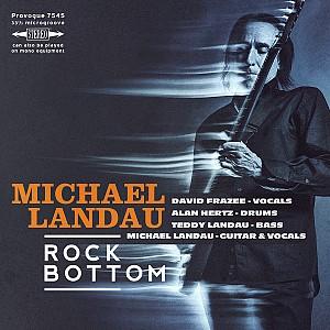 Michael Landau - Rock Bottom (cd)