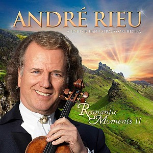 Andre Rieu & His Johann Strauss Orch.  - Romantic Moments II (cd+dvd)