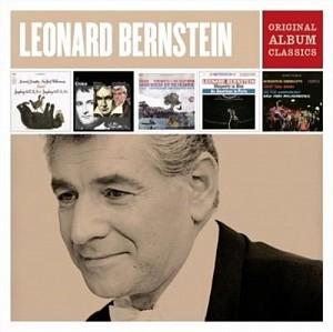 BERNSTEIN LEONARD - Original Album Classics (5cd)