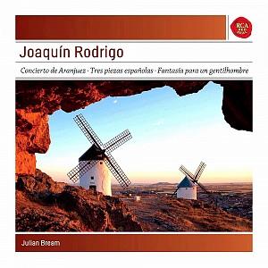 Bream Julian - Concierto De Aranjuez [Rodrigo] (Cd)