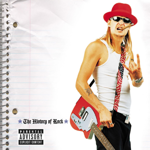 KID ROCK - History Of Rock (cd)