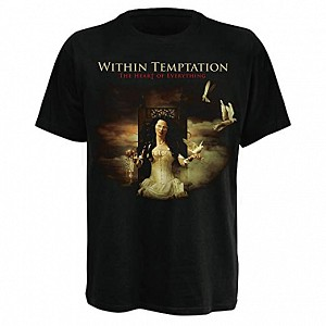 Within Temptation - The Heart Of Everything (tricou)