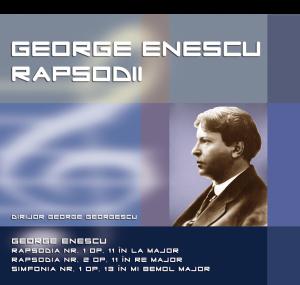 ENESCU GEORGE - Rapsodii [digipak] (cd)