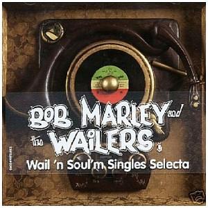 BOB MARLEY - SOUL'M SINGLE SELE - [cd]