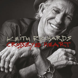 KEITH RICHARDS - Crosseyed Heart (cd)