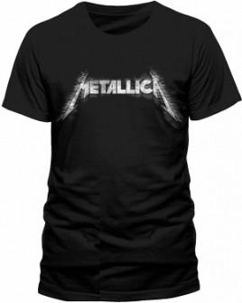 METALLICA - Spiked Logo Unisex (tricou)