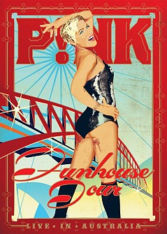 Pink - Funhouse Tour - Live In Australia (dvd)