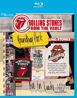 Rolling Stones The - From The Vault - Live In Leeds 1982 (blu ray)