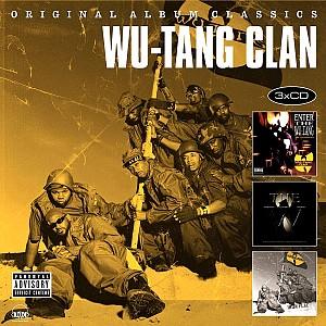 Wu-Tang Clan - Original Album Classics (3cd)