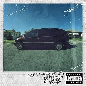 Kendrick Lamar - Good Kid Maad City [LP] (2vinyl)