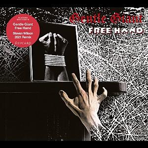 Gentle Giant - Free Hand [Steven Wilson Mix + Flat Mix 180gLP] (2vinyl)