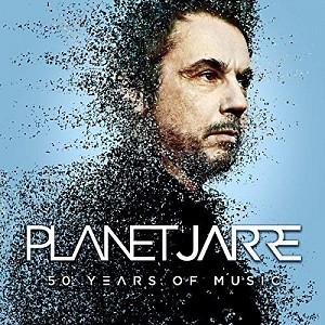 Jean Michel Jarre - Planet Jarre [Deluxe LP Boxset] (4vinyl)