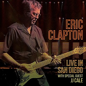 ERIC CLAPTON - Live In San Diego [digipack] (2cd)