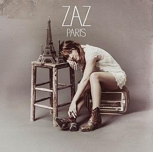 Zaz - Paris [re-issue] (cd)