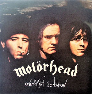 Motorhead - Overnight Sensation [LP] (vinyl)