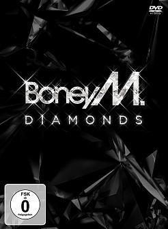 Boney M - Diamonds [40th Anniv ed. Boxset] (3dvd)