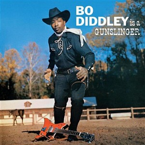 BO DIDDLEY - BO DIDDLEY IS A GUNSLINGER - [cd]
