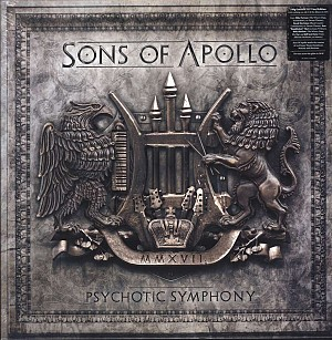 Sons Of Apollo - Psychotic Symphony [LP Boxset]