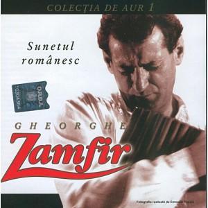 ZAMFIR GHEORGHE - Cele Mai Frumoase Doine (cd)