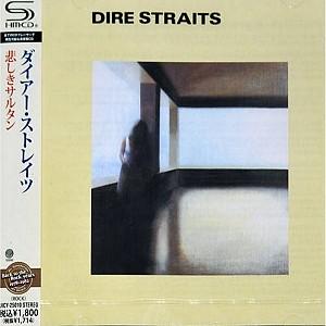 Dire Straits - Dire Straits (cd-shm)