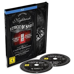 Nightwish - Vehicle Of Spirit [ltd. Ed. Digibook] (2blu-ray)