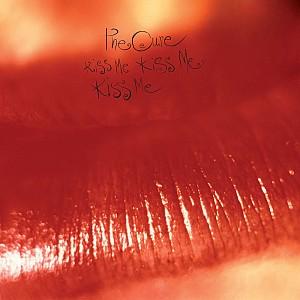Cure The - Kiss Me, Kiss Me, Kiss Me [remastered] (cd)