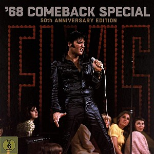 Elvis Presley - 68' Comeback Special [50th Ed. Deluxe Box] (5cd+2blu-ray)