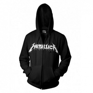 METALLICA - One Zipp Hoodie [Hooded] (hanorac)