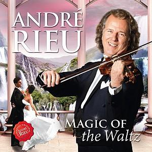 Andre Rieu - Magic Of The Waltz (cd)