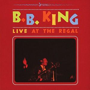 B.B. King - Live At The Regal [LP] (vinyl)