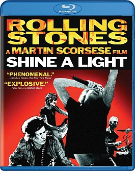 Rolling Stones The - Shine A Light (blu-ray)