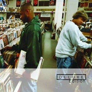 Dj Shadow - Entroducing [Deluxe Edition] (2cd)