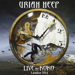 Uriah Heep - Live At Koko (2cd+dvd)