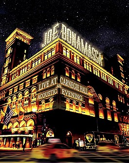 Joe Bonamassa - Live At Carnegie Hall An Acoustic Evening (2dvd)