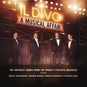 IL DIVO - A Musical Affair [Limited ed.] (cd+dvd)