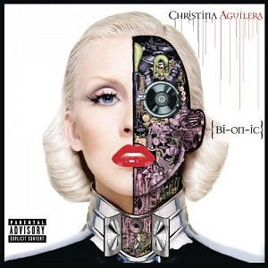 Christina Aguilera - Bionic (cd)