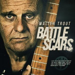 WALTER TROUT - Battle Scars (cd)