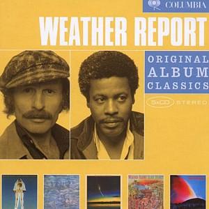 Weather Report - Original Albums Classics [Boxset] (cd)