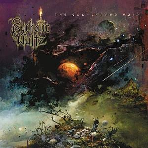Psychotic Waltz - The God-Shaped Void (cd)