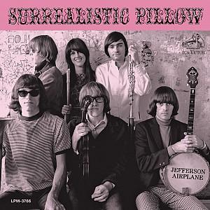 Jefferson Airplane - Surrealistic Pillow [LP 2017] (vinyl)