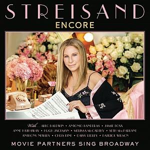 BARBRA STREISAND - Encore: Movie Partners Sing Broadway (cd)