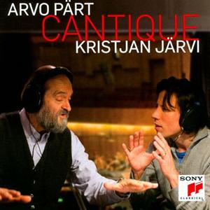 ARVO PART - Cantique (Jarvi Kristjan) (SACD)