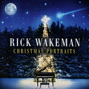 Rick Wakeman - Christmas Portraits (cd)