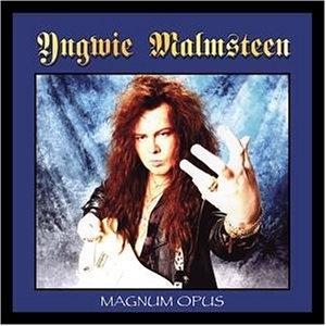 YNGWIE MALMSTEEN - Magnum Opus [re-issue] (cd)