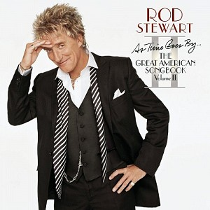Rod Stewart - As Time Goes By - The Great American Songbook II (cd)