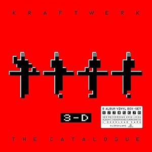 Kraftwerk - 3-D The Catalogue [Ltd. Edition] (8cd)