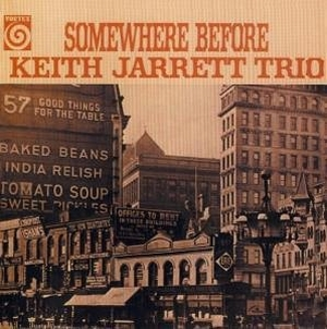 KEITH JARRETT - Somewhere Before [digipack] (cd)