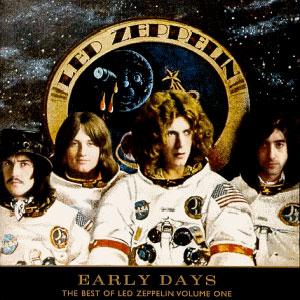 LED ZEPPELIN - EARLY DAYS-BEST OF (CD)