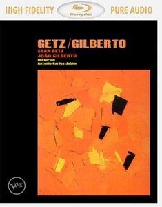STAN GETZ & JOAO GILBERTO - Getz/Gilberto (blu-ray-Audio)